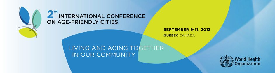 International Conference on Age-Friendly Cities